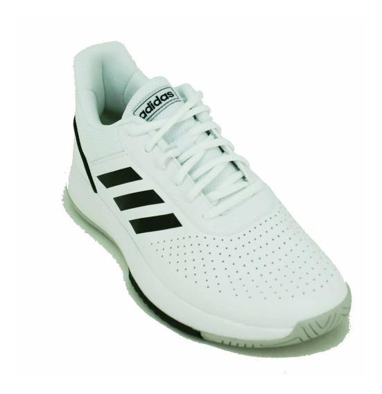 Zapatilla adidas Courtsmash Blanco/neg Hombre Deporfan