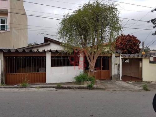 Imagem 1 de 2 de Terreno Com Casa Antiga A Venda No Bairro Jardim Oriental. - 2087