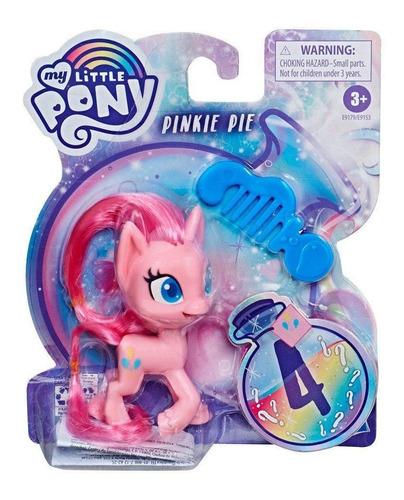 Imagem 1 de 2 de Boneca My Little Pony Pinkie Pie - Mini Figura - Hasbro