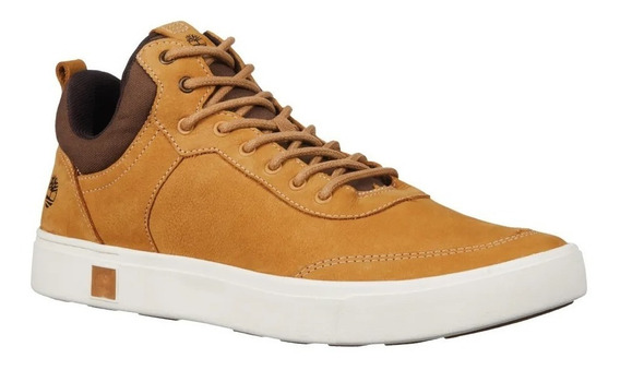 Yellow Boot Biker Timberland - Original