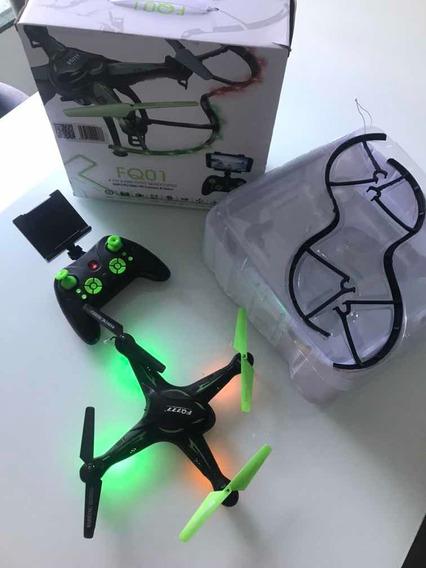 Drone Quadrocoptero C/wi-fi Fq01