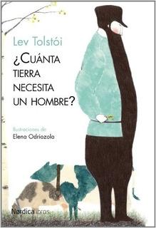 Cuanta Tierra Necesita Un Hombre - León Tolstoi