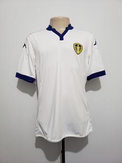 Camisa Oficial Leeds United Inglaterra 2015 Home Kappa Gg Xl