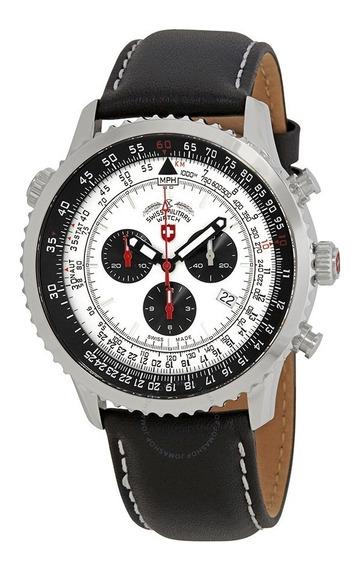 Relógio Suíço Swiss Military Thunderbolt Chronograph