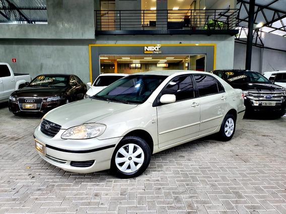Toyota Corolla 1.6 Xli 16v Gasolina 4p Automático