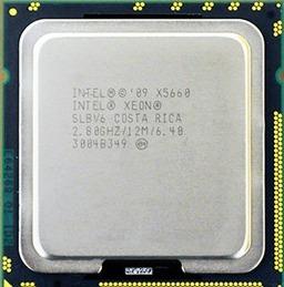 Processador Intel Xeon X5660/2.80ghz/12m/lga1366 - Slbv6