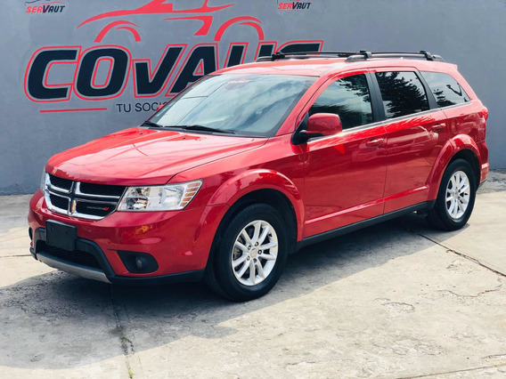 Dodge Journey 2.4 Sxt L4 7pas At 2015