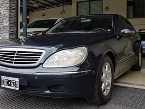 Mercedes-benz Clase S 5.0 S500 Largo