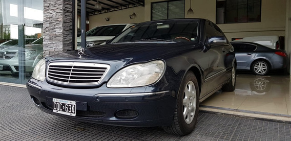 Mercedes-benz Clase S 5.0 S500