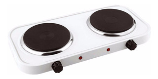 Anafe Electrico Brogas 2 Hornallas Cocina Calentador Ideal Corte De Gas