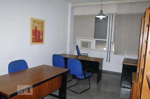 Apartamento À Venda - Centro, 1 Quarto,  34 - S893132198
