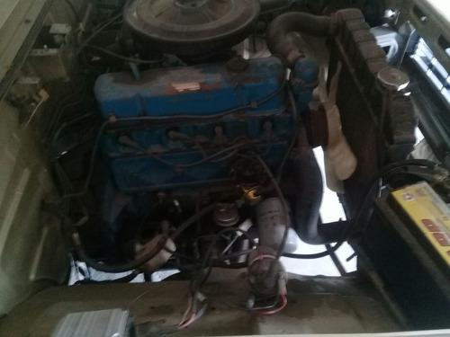 Chevrolet Caravam Caravam Comodoro