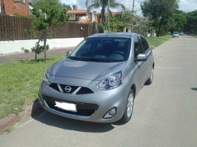 Nissan March 1.6 Extrafull Aut 2014 Unico Dueño 32.700 Km