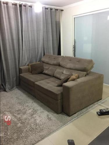 Imagem 1 de 25 de Apartamento Com 3 Dormitórios À Venda, 82 M² Por R$ 562.000,00 - Lauzane Paulista - São Paulo/sp - Ap5565v