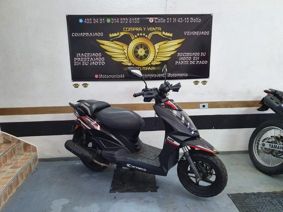 Kymco Agility 125 Mod 2019 Al Dia Traspaso Incluido
