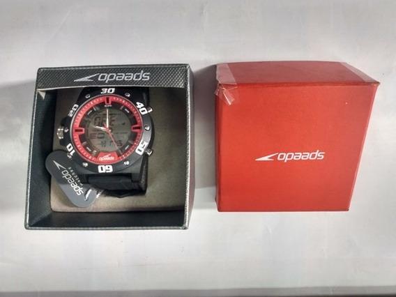 Relógio Masculino Analógico Speedo - Preto 69020g0eunv2