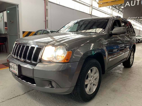 Jeep Grand Cherokee 2008 3.7 Laredo V6 Power Tech 4x2 Mt