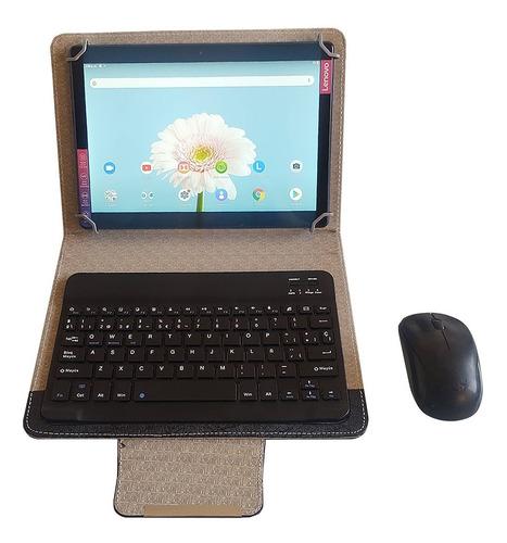 Imagen 1 de 9 de Tablet  Lenovo Tab M10 Tb-x505f 10.1  16gb + Funda Teclad Bt