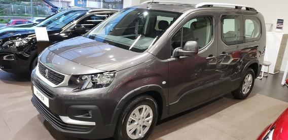 Peugeot Rifter Allure 7 Pas 1.6 Hdi Nuevo 2020