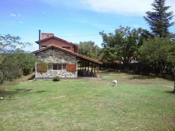 Alquiler Espectacular Chalet Merlo San Luis Pileta Parrilla