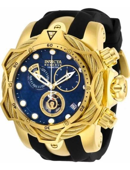 Relógio Invicta Big Venom 100% Original Másculo 53mm