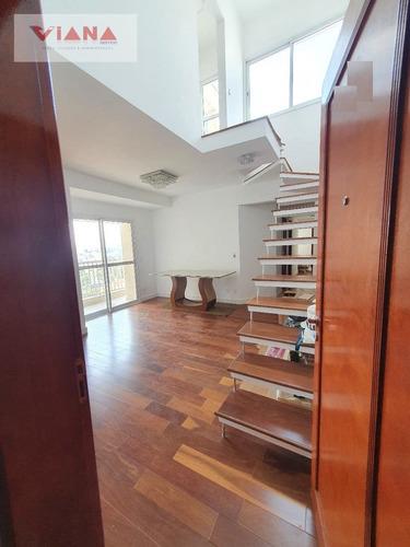Imagem 1 de 15 de Apartamento Cobertura Em Centro  -  São Bernardo Do Campo - 11292