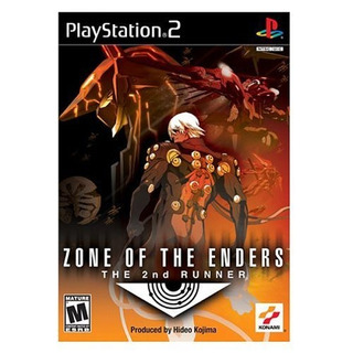 Zone Of The Enders: The 2nd Runner Up Shop