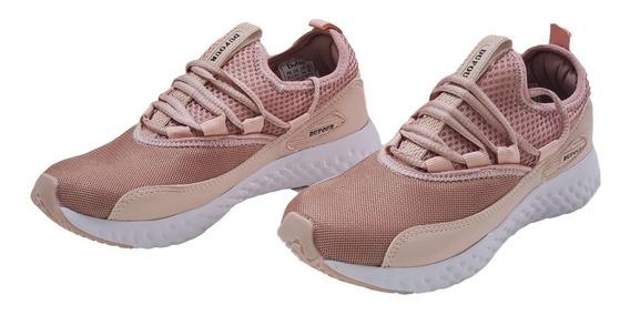 Zapatillas Running Ultra Livianas De Mujer Dufour