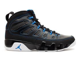 Tênis Nike Air Jordan Retrô 9 Photo Blue