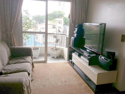 Imagem 1 de 13 de Apartamento À Venda, Vila Matilde, São Paulo. - Ap0593