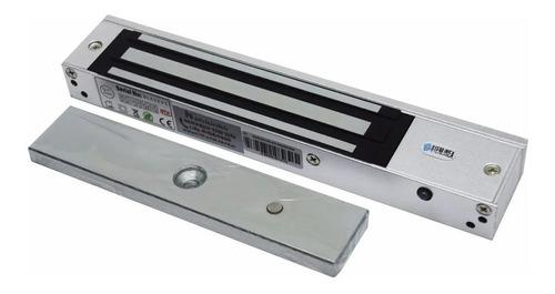 Cerradura Electromagnetica 300 Libras 180 Kg Herrajes Acceso