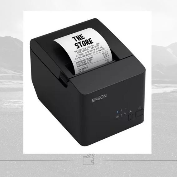 Impressora Térmica Epson Tm T20 Tx Usb/guilhotina