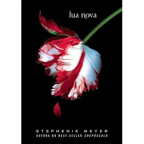 Livro Lua Nova - Stephenie Meyer