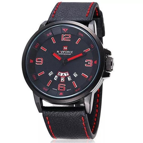 Relógio Naviforce Masculino Militar Nf9028