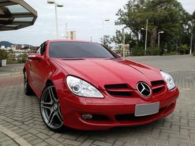 Mercedes-benz Slk 200 Conversível Aut. Kompressor Exclusiva