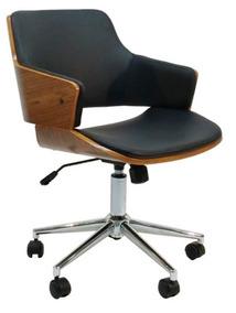 Poltrona Aspen Office Madeira Byartdesign