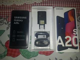 Celular Samsung A20s 32 Gb