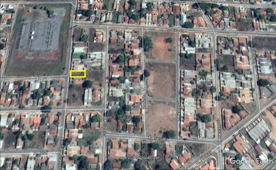 Lote 390,00m² (asfalto E Agua) Parque Das Nações