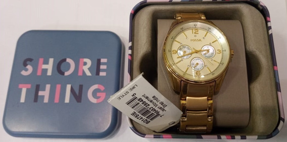 Relógio Unisex Fossil Bq1475ie Original
