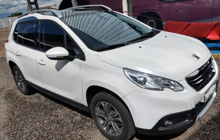 Peugeot 2008 Semi-novo Único Dono Com Teto Solar