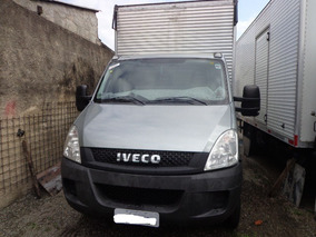Iveco Daily Chassi 35s14 Bau.2014 Com 46mil Km- Rem