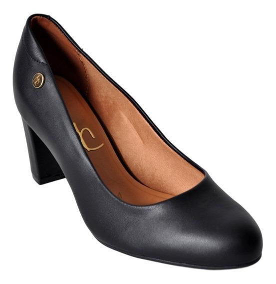 Zapato Clásico Stilleto Massimo Chiesa Serena Taco Medio