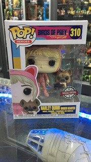 Funko Pop Heroes Birds Of Prey Exclusive - Harley Quinn 310