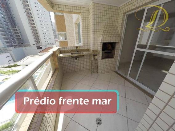 Apartamento Com 2 Dormitórios À Venda, 78 M² Por R$ 380.000,00 - Boqueirão - Praia Grande/sp - Ap1518