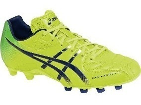 Chuteira Asics Ds Light 5 Amarela 1magnus Original