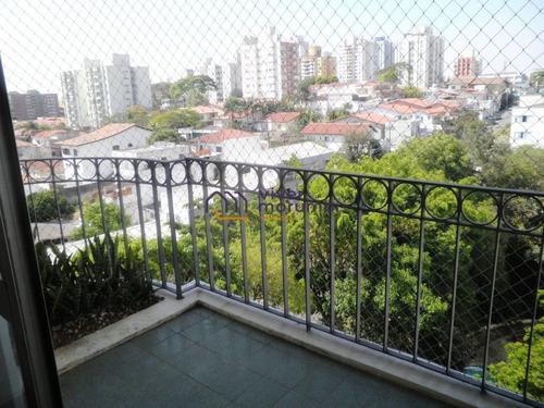 Imagem 1 de 15 de Ótimo Apartamento Com 85m² E 3 Dormitórios No Jd. Guedala!!! - Nm3521