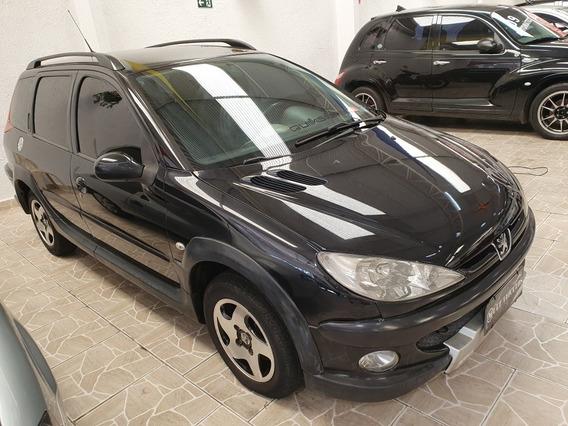Peugeot 206 Sw 2008 1.6 16v Escapade Flex 5p