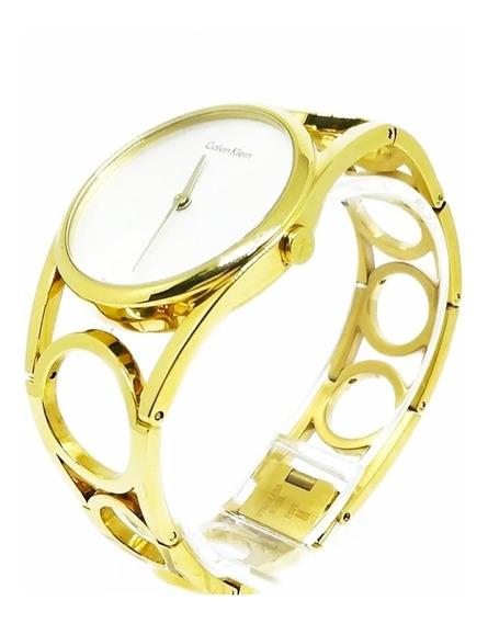 Relógio Calvin Klein Feminino Modelo K5u2s546