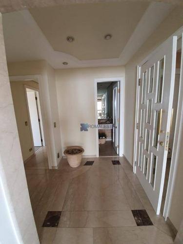 Apartamento Com 4 Dormitórios À Venda, 228 M² Por R$ 2.000.000,00 - Parque Da Mooca - São Paulo/sp - Ap0711