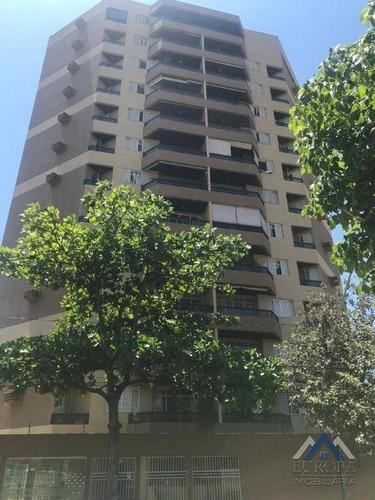 Apartamento Lucílio De Held Com 3 Dormitórios À Venda, 106 M² Por R$ 390.000 - Jardim Shangri-la A - Londrina/pr - Ap0733